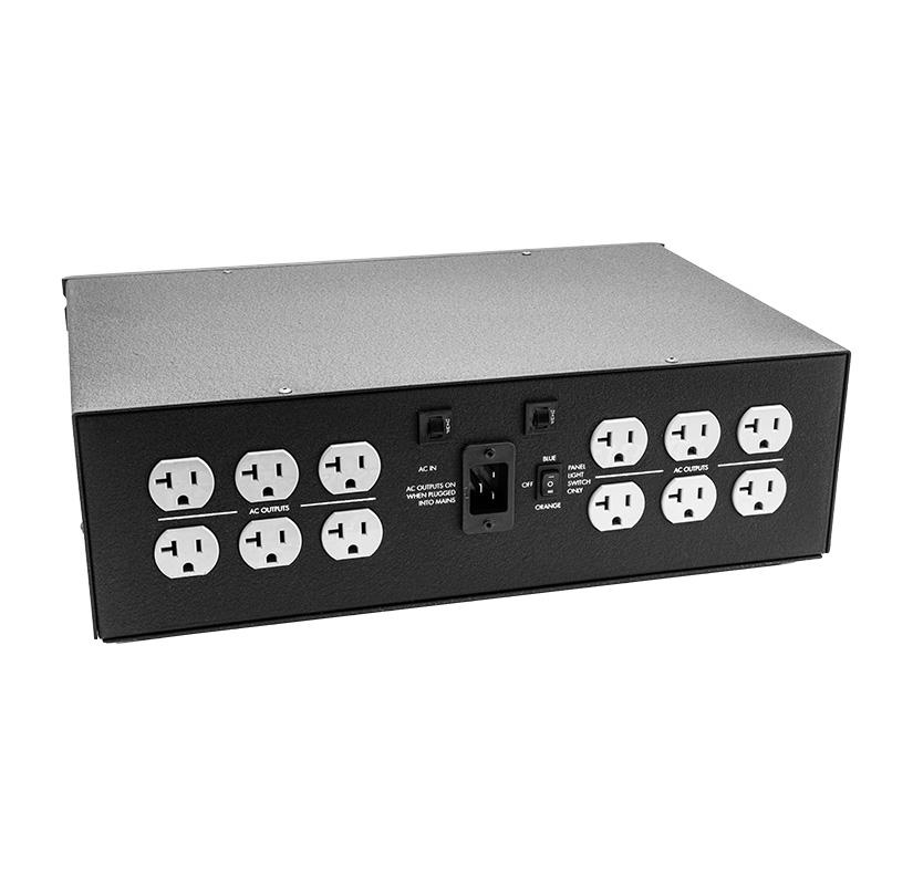 RGPC 1200 power purification