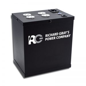 RGPC 400Pro power purification