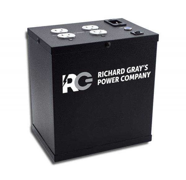 RGPC 400Pro power purification