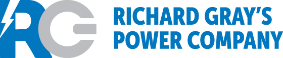 Richard Gray's Power Company Retina Logo